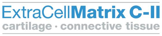 Logo ExtraCellMatrix C-II