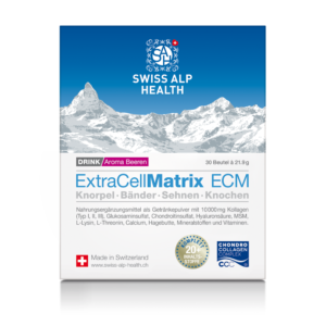 ExtraCellMatrix ECM Drink Beeren Pack Dt