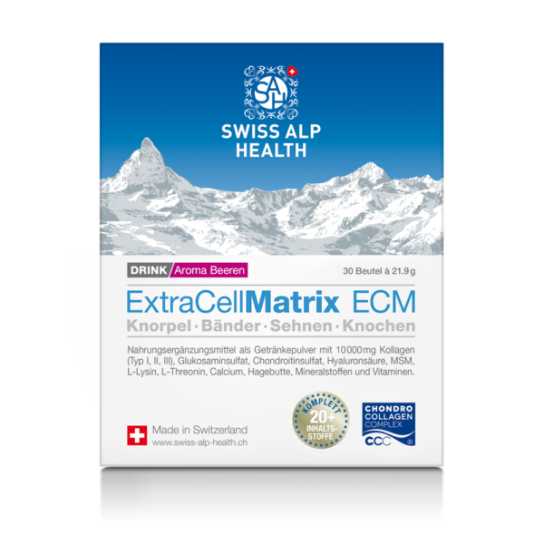 ExtraCellMatrix ECM Drink Beeren Pack Dt