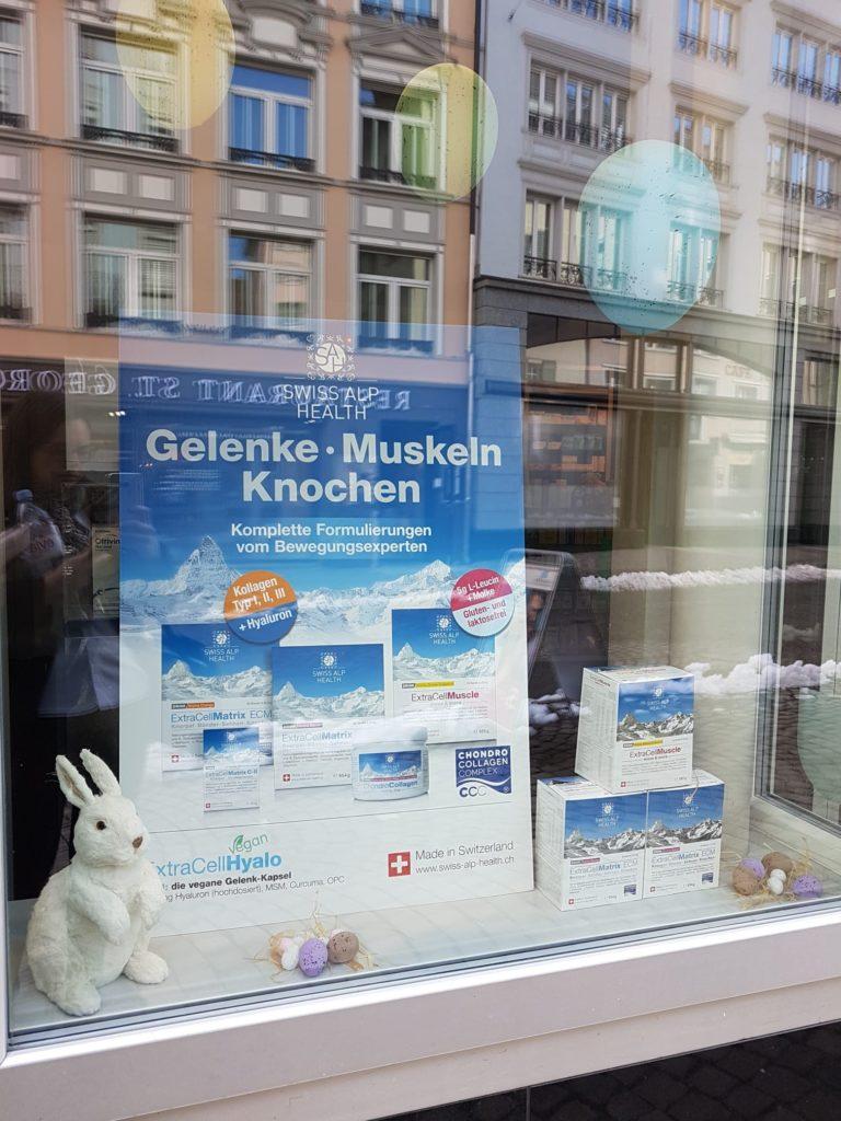 Apotheke Einsiedeln Medbase Engel Window 2020 03 03