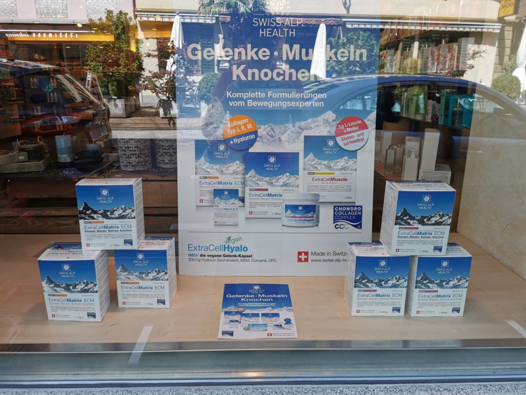 Drugstore Pharmacie Fanden Apotheke Drogerie Sempach Window 2020 05 06