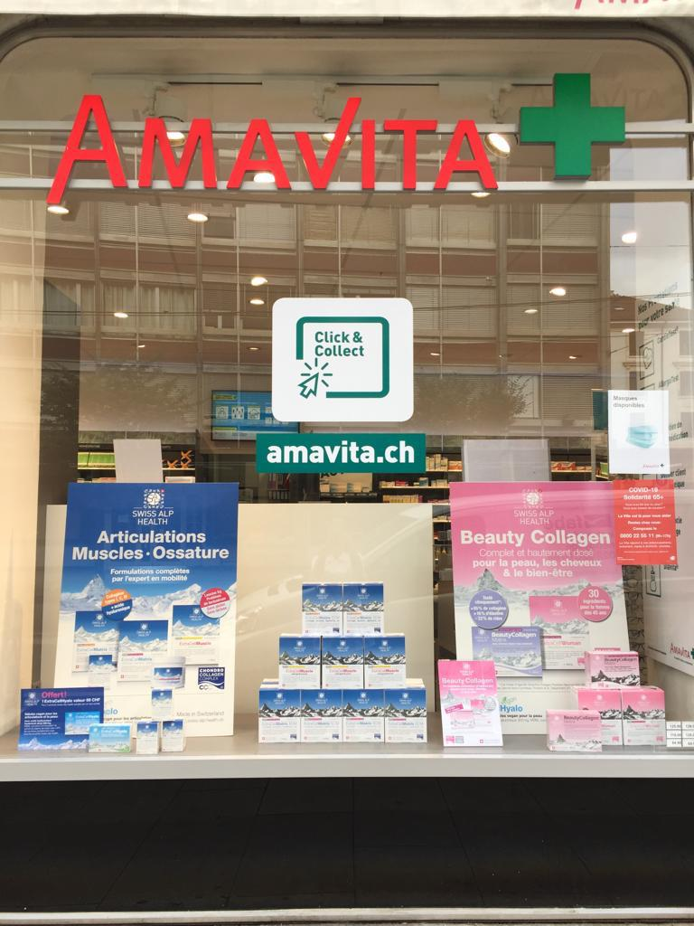 Pharmacie Amavita Plainpalais Genève