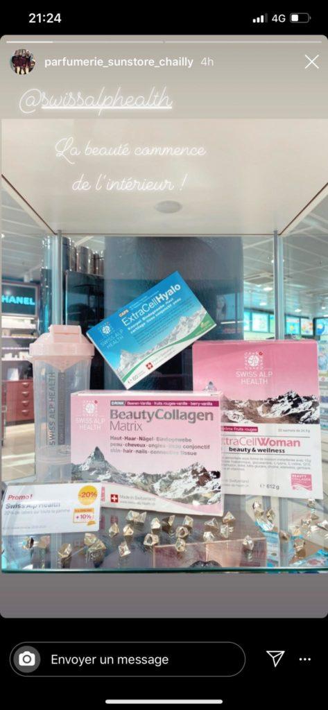 Pharmacie Sun Store Chailly Lausanne