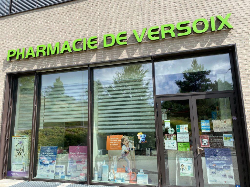 Pharmacie De Versoix