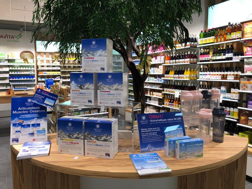 Pharmacie Du Croset Ecublens