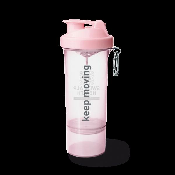 Swiss Alp Health light pink shaker